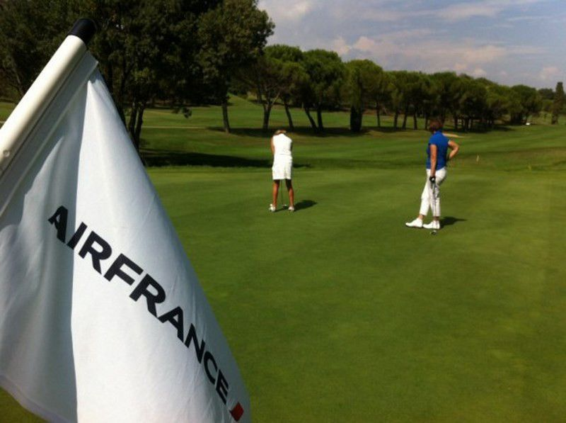Finale Internationale Air France Golf